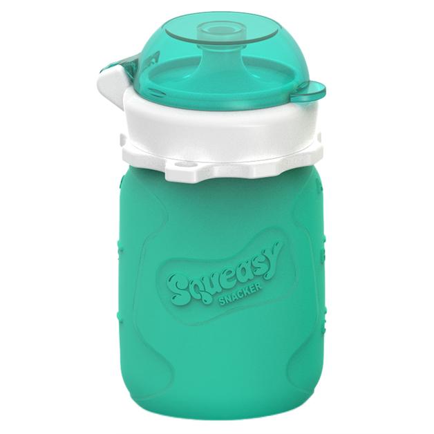 Squeasy Gear Snacker - Aqua Blue (104ml)