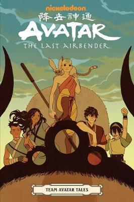 Avatar: The Last Airbender - Team Avatar Tales by G. Yang