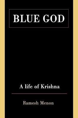 Blue God by Ramesh Menon image