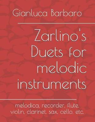 Zarlino's Duets for melodic instruments by Gioseffo Zarlino