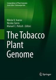 The Tobacco Plant Genome