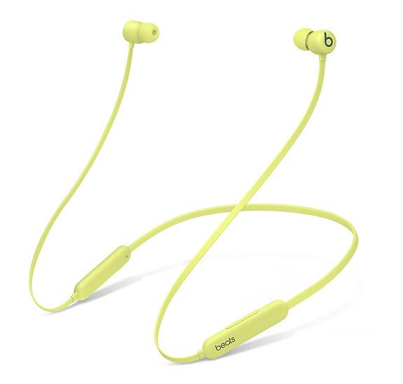 Beats Flex – All-Day Wireless Earphones - Yuzu Yellow