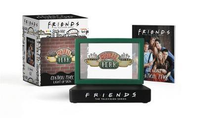 Friends: Central Perk Light-Up Sign by Michelle Morgan
