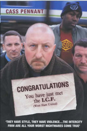 Congratulations You Have Just Met the ICF by Cass Pennant image