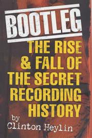 Bootleg! by Clinton Heylin image