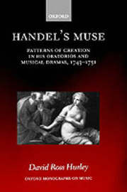 Handel's Muse by David Ross Hurley image