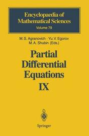 Partial Differential Equations IX