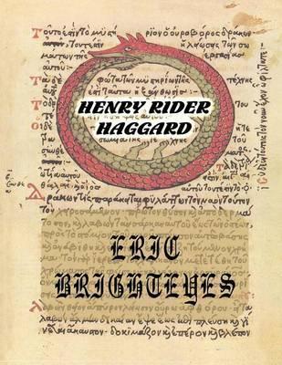 Eric Brighteyes by Sir H Rider Haggard