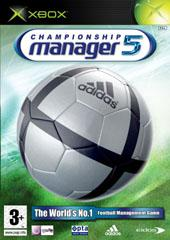 Championship Manager 5 for Xbox