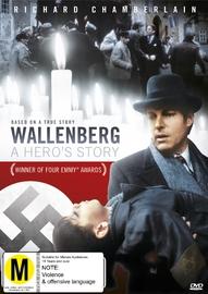 Wallenberg: A Heroes Story on DVD