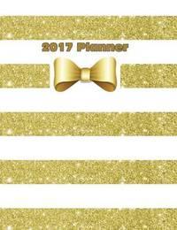 Lizzie Timewarp 2017 Gold Planner by Elizabeth Hayes