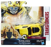 Transformers: The Last Knight: 1-Step Turbo Changer (Bumblebee)