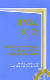 Now What Do I Do? by Amy G. Job image