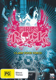 Girls Rock on DVD