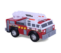 Tonka Emergency Fire Ladder Truck - Toughest Minis