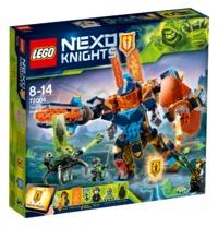 LEGO Nexo Knights: Tech Wizard Showdown (72004)