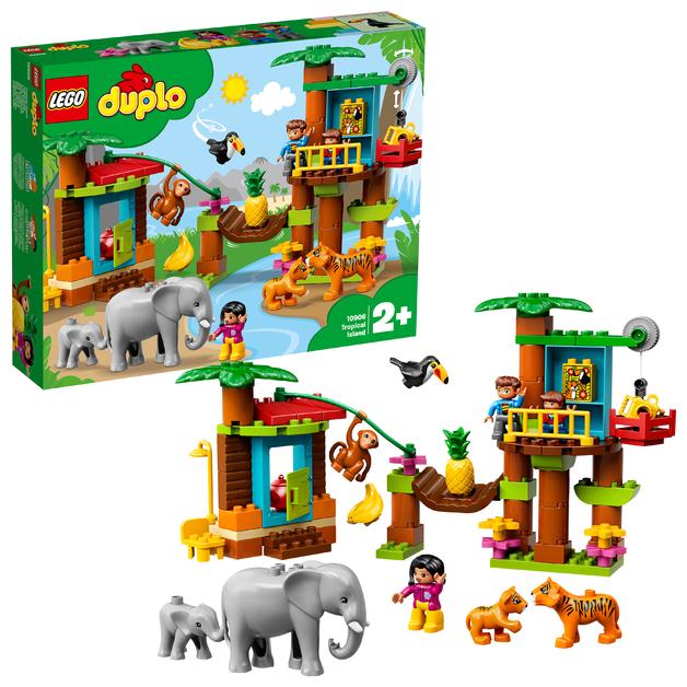 LEGO DUPLO: Tropical Island - (10906)