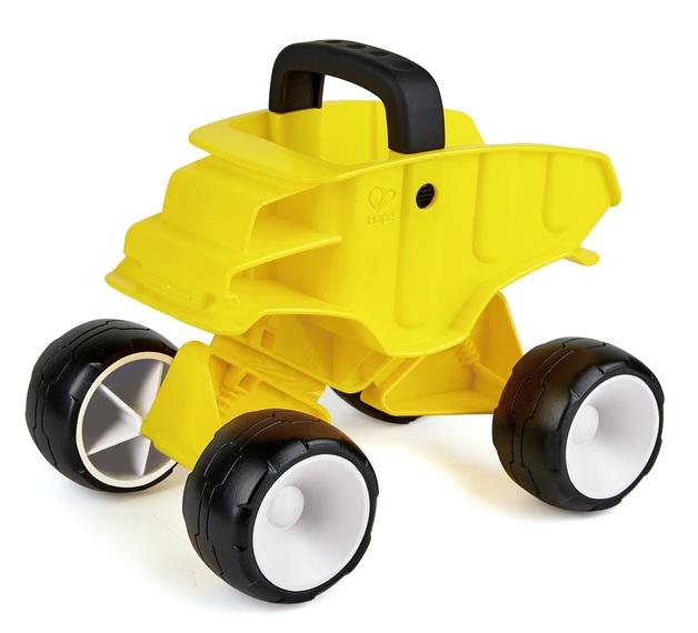 Hape: Dump Truck - Yellow