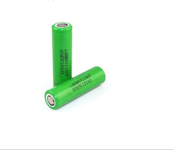 LG Genuine 2pcs 3500 mAh LG MJ1 18650 Li-ion Battery