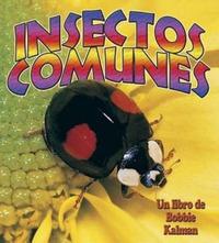 Insectos Comunes by Bobbie Kalman image