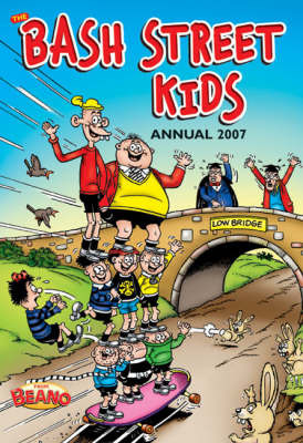 The Bash Street Kids Annual image