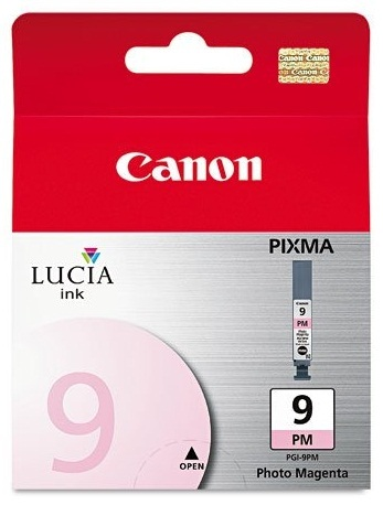 Canon Ink PGI-9PM Photo Magenta Cartridge PRO 9500 (53 Pages) image