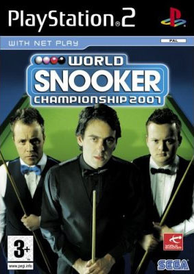 World Snooker Championship 2007 for PlayStation 2