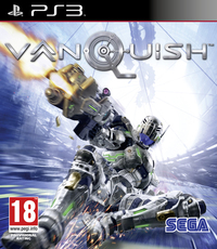 Vanquish (PS3 Essentials) for PS3