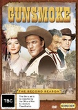 Gunsmoke - The Second Season on DVD