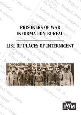 Lists of Places of Internment by Anon