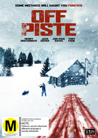 Off Piste on DVD