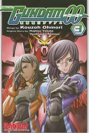 Gundam 00 Manga: v. 3 by Kozo Omori image