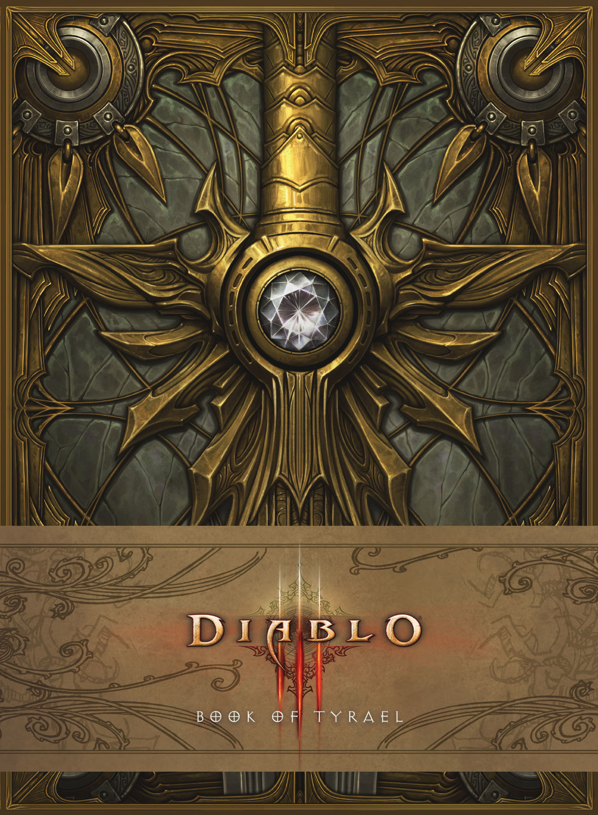 Diablo III: Book of Tyrael by Blizzard Entertainment image