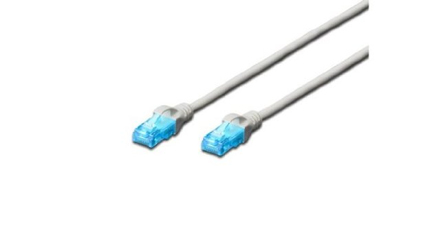 Digitus UTP CAT5e Patch Lead - Grey (20m)