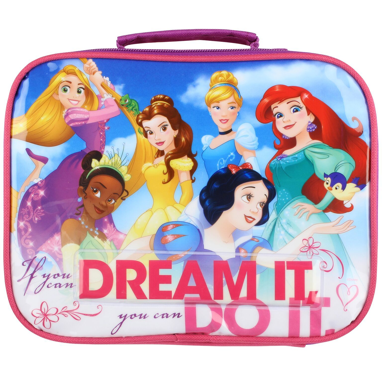 Disney Princess Insulated Lunch Bag image