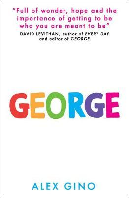George by Alex Gino image
