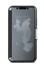 Moshi StealthCover for iPhone X/XS - Gunmetal Grey
