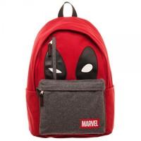 Deadpool Hidden Quote Backpack