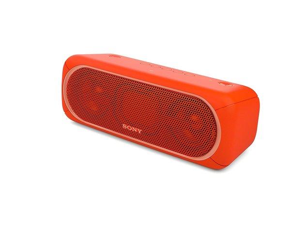 Sony SRSXB40B Portable Wireless Speaker Red