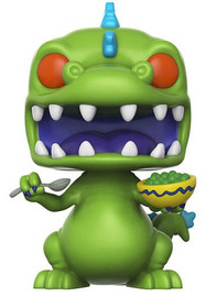 Rugrats - Reptar (with Cereal) Pop! Vinyl Figure