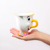 Beauty and the Beast Chip Mug image