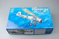 Trumpeter 1/32 Fairey Swordfish Mark II - Scale Model