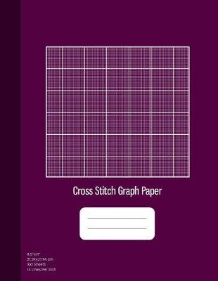 Cross Stitch Graph Paper by Graphyco Publishing