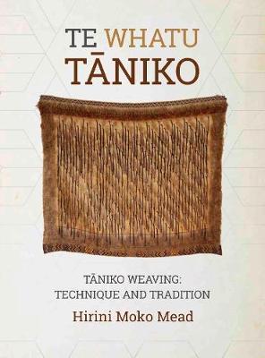 Te Whatu Taniko by Hirini Moko Mead