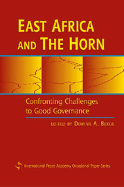 East Africa and the Horn by Dorina A. Bekoe image