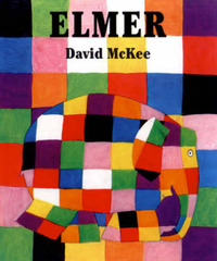 Elmer by David McKee image