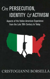 On Persecution, Identity & Activism by Cristogianni Borsella image