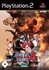 Metal Slug 4 for PlayStation 2