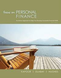 Focus on Personal Finance with Connect Plus by Dlabay Les image