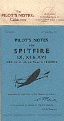 Air Ministry Pilot's Notes by Air Ministry